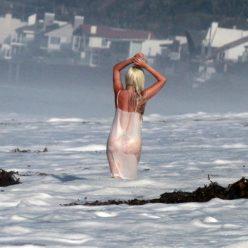 Lady Gaga See Through Photos 6