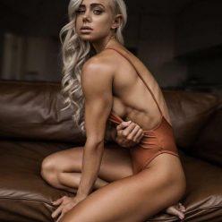 Lauren Simpson Sexy Topless Photos 46