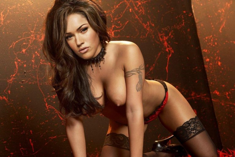 Pin on collection of megan fox sexiest pics website