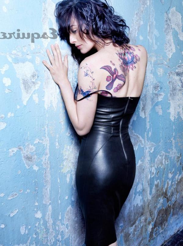 Lena Headey In Lingerie Photos 1