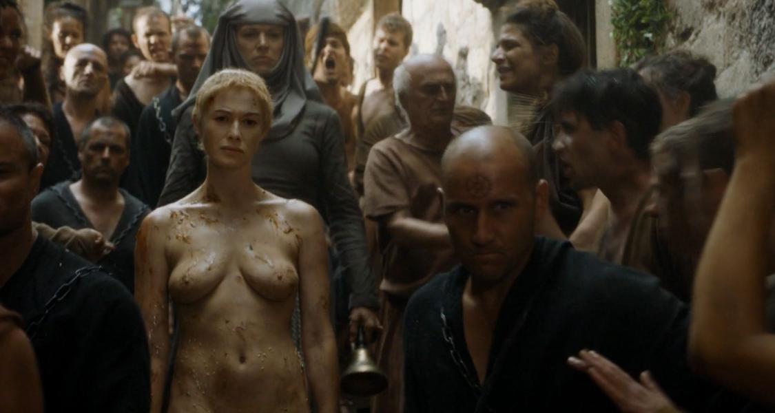 Lena Headey Naked