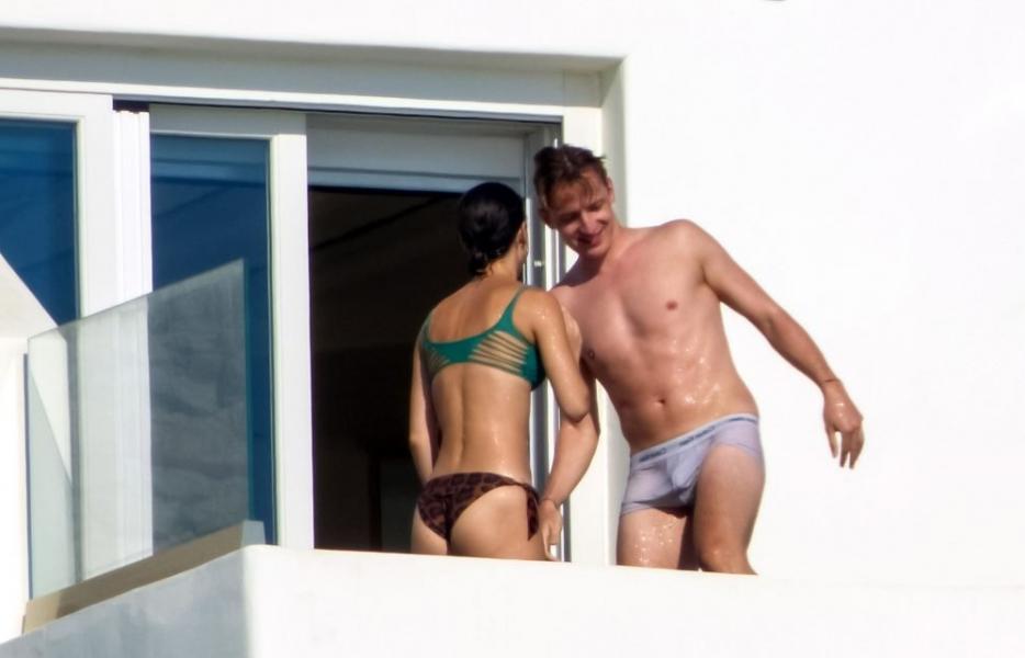 Lena Meyer Landrut Sexy Topless Photos 11