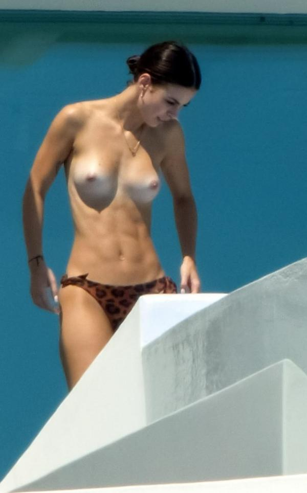 Lena Meyer Landrut Sexy Topless Photos 13