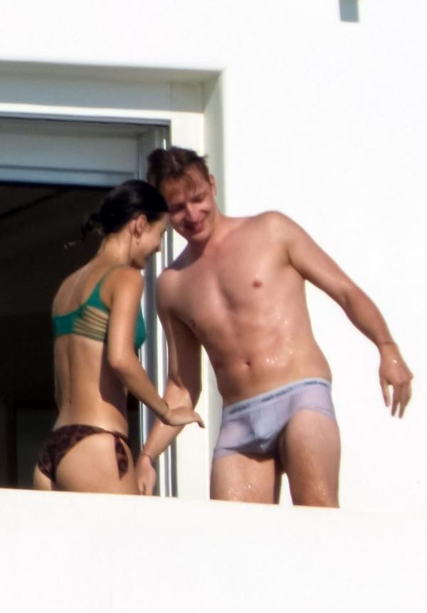 Lena Meyer Landrut Sexy Topless Photos 14
