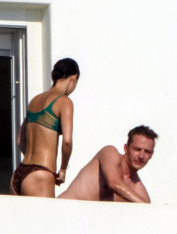 Lena Meyer Landrut Sexy Topless Photos 17