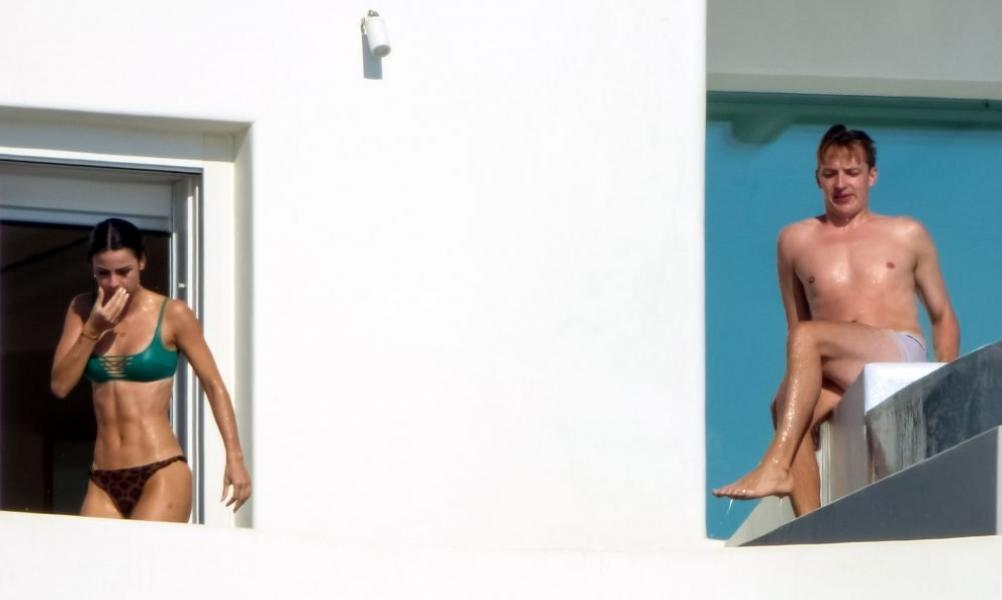 Lena Meyer Landrut Sexy Topless Photos 9