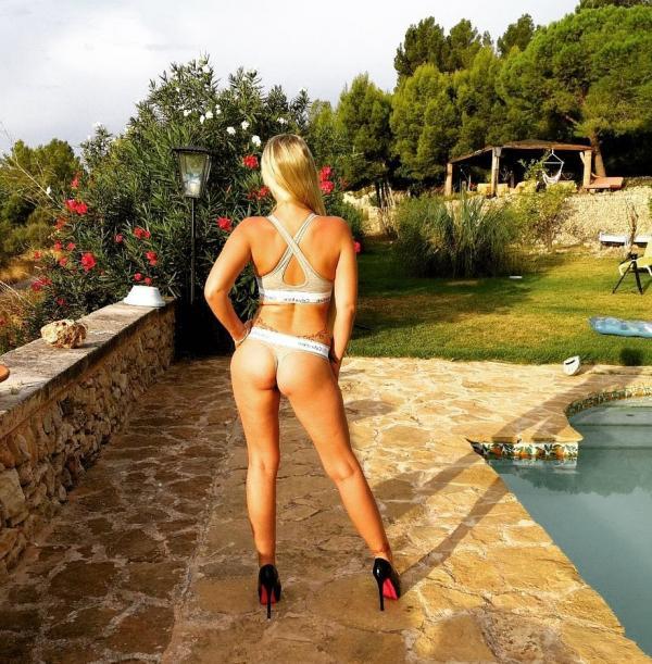 Lena Nitro Nude Sexy Photos 10