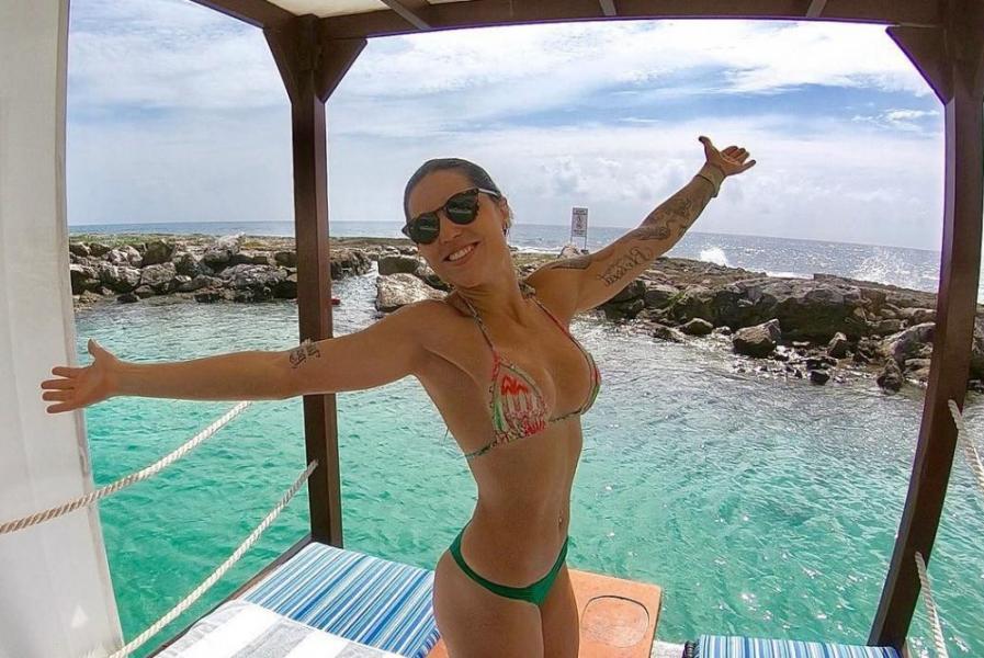 Leticia Bufoni Nude Sexy Photos 31