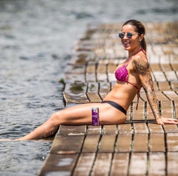 Leticia Bufoni Nude Sexy Photos 40