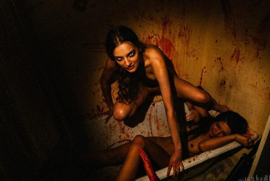 Liana Klevtsova Nude Photos 14