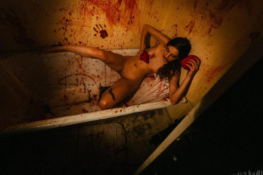 Liana Klevtsova Nude Photos 15