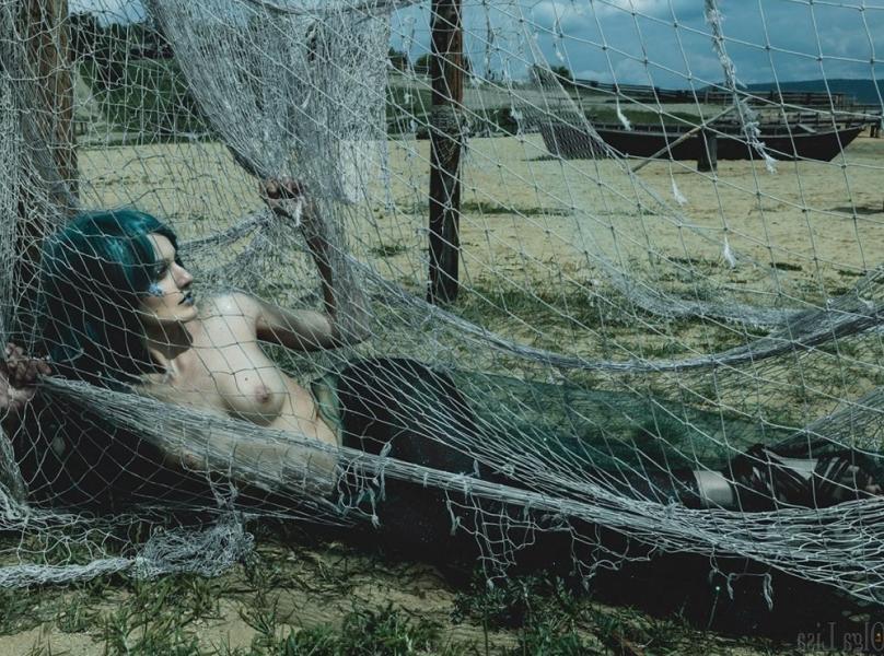 Liana Klevtsova Nude Photos 20