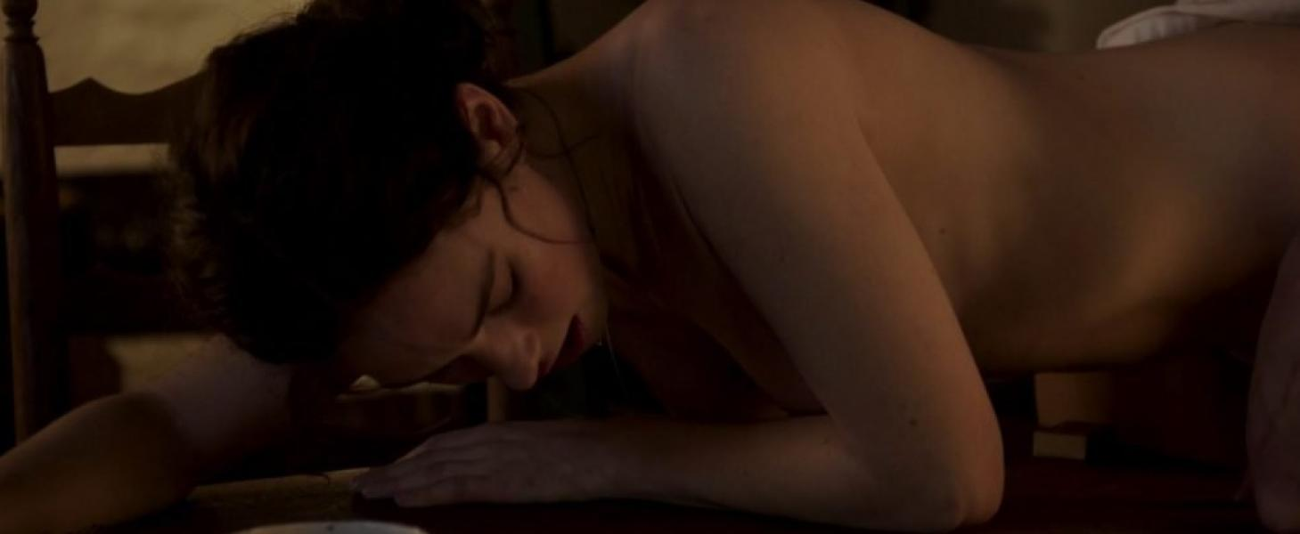 Lily James ETC Nude The Exception HD 4