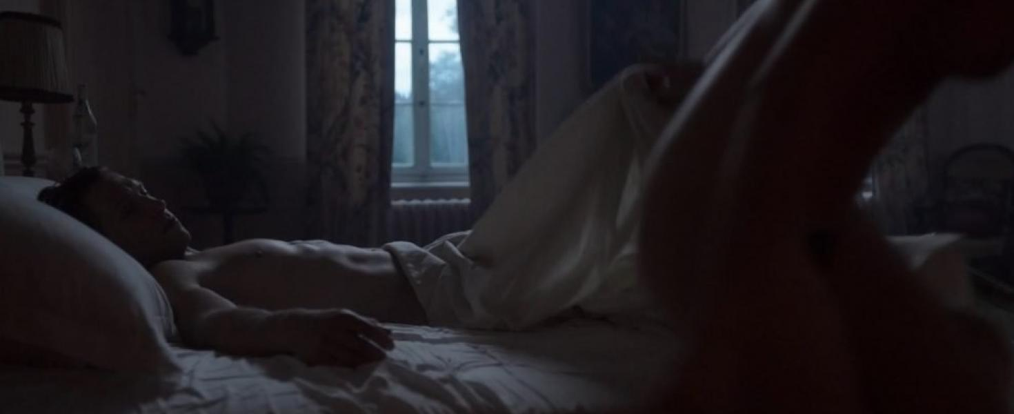 Lily James ETC Nude The Exception HD 7