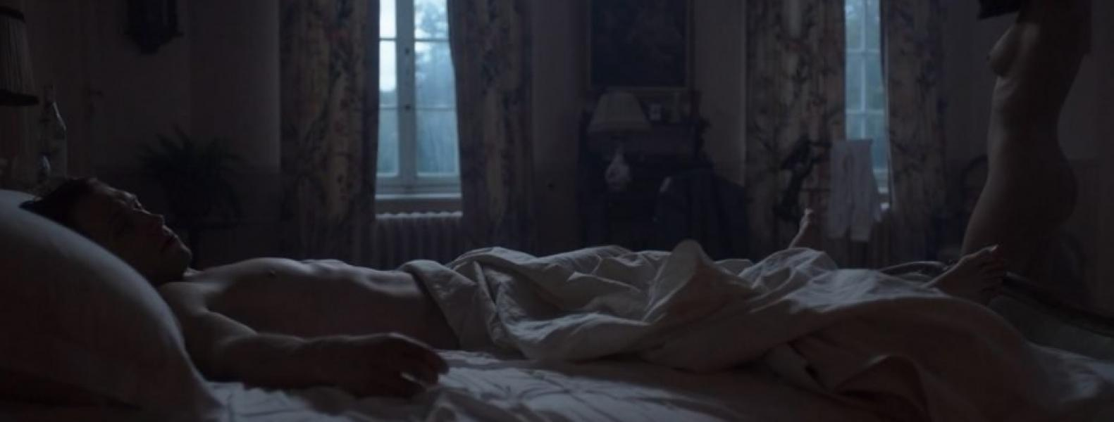 Lily James ETC Nude The Exception HD 8