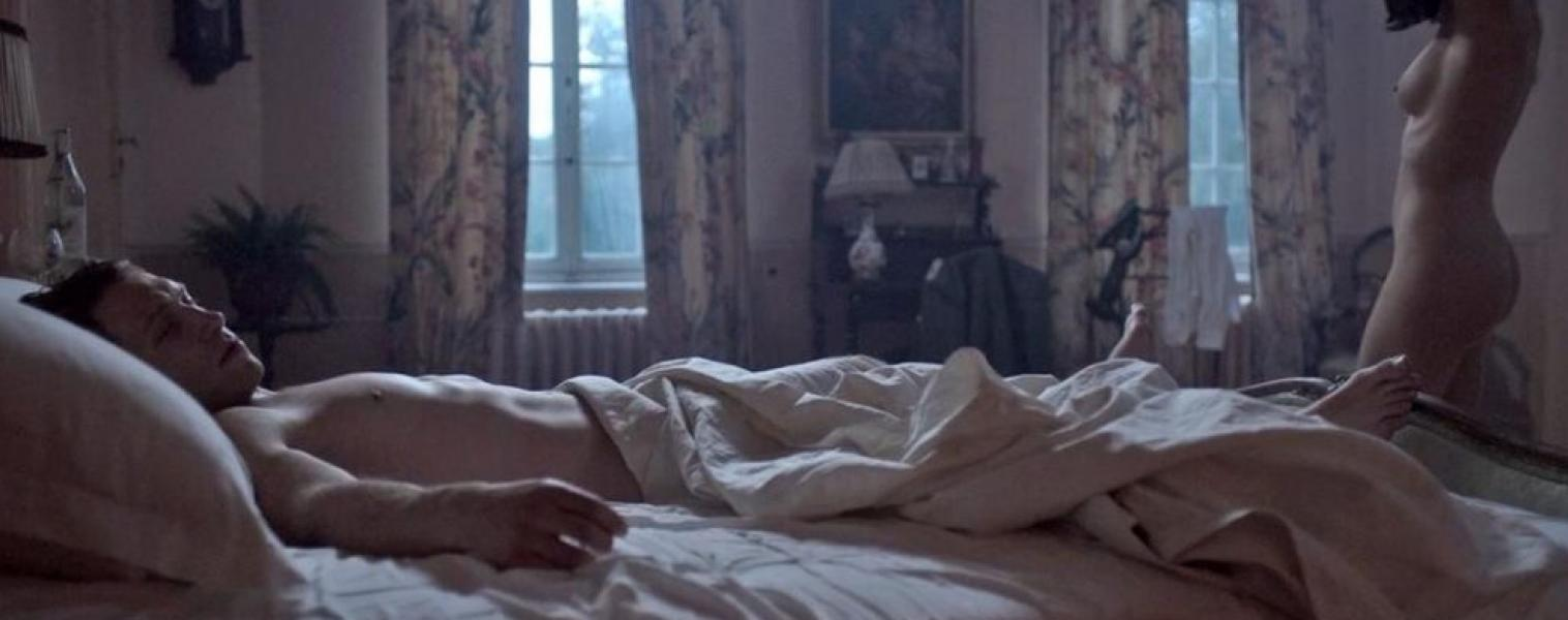 Lily James Nude