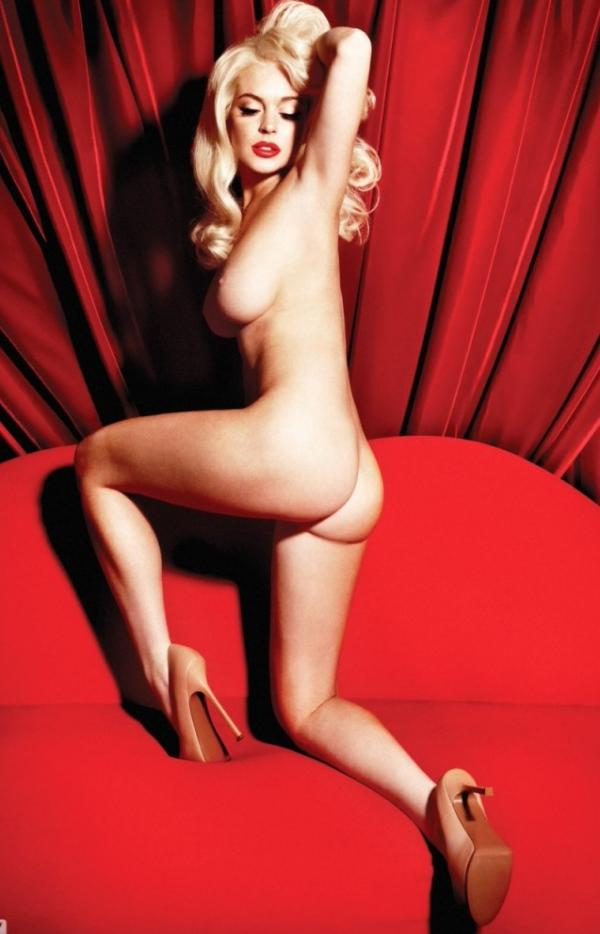 Lindsay Lohan Naked Photos 1