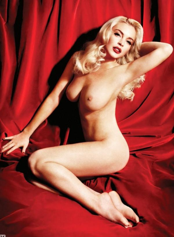Lindsay Lohan Naked Photos 2