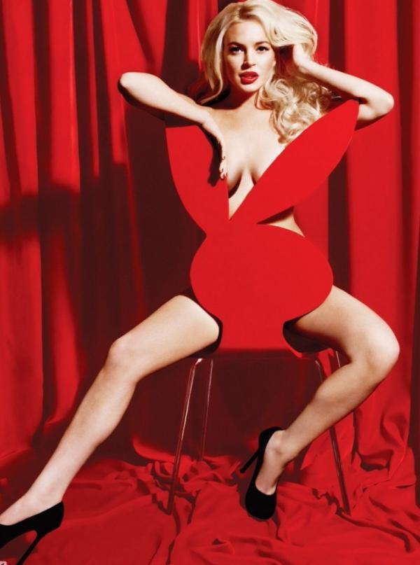 Lindsay Lohan Naked Photos 3