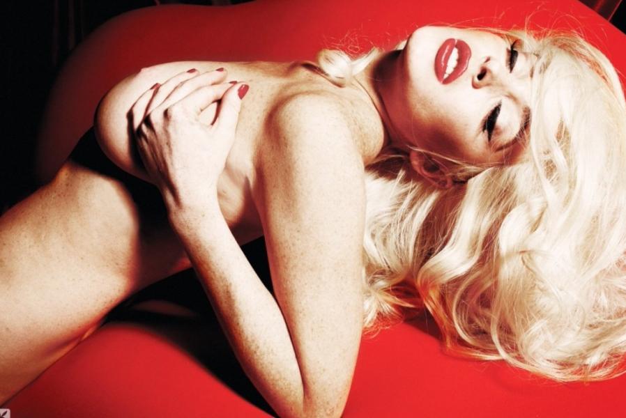 Lindsay Lohan Naked Photos 5
