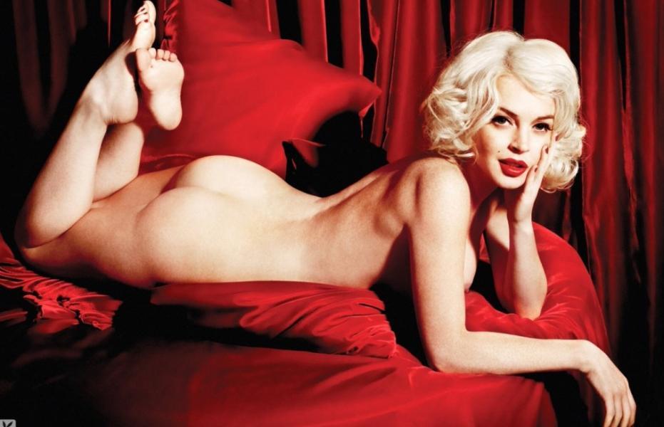 Lindsay Lohan Naked Photos 7