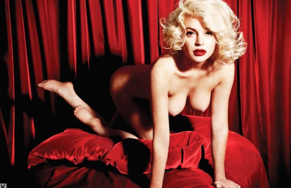 Lindsay Lohan Sexy