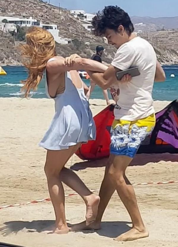 Lindsay Lohan Slip