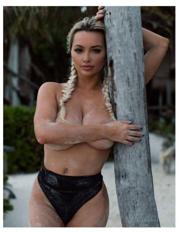 Lindsey Pelas Nude 2