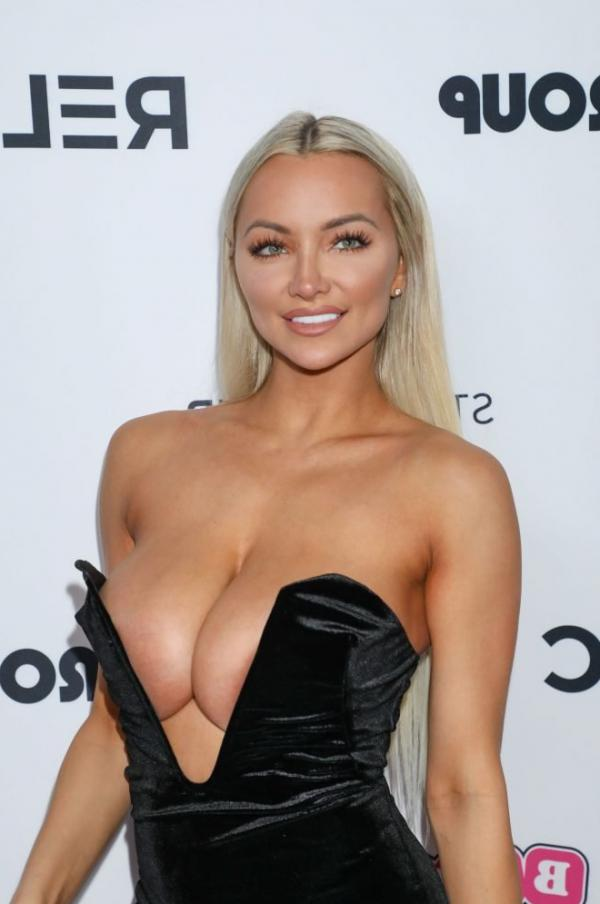 Lindsey Pelas Shows Off Her Huge Boobs For All Photos 10
