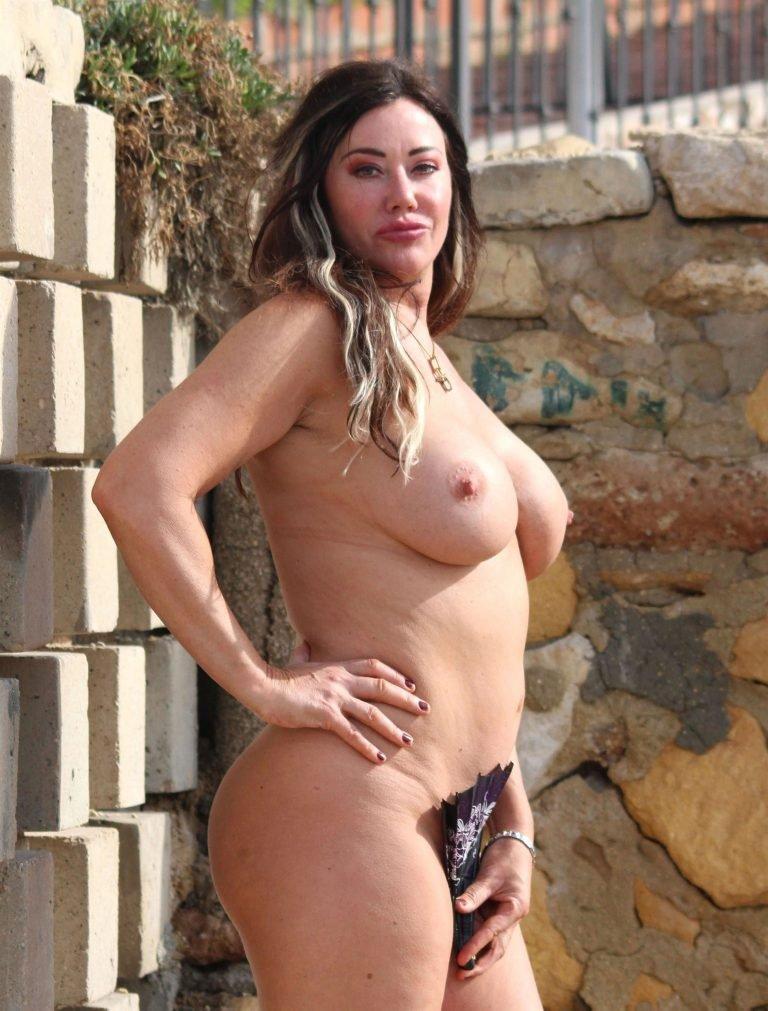 Lisa McGregor  nackt