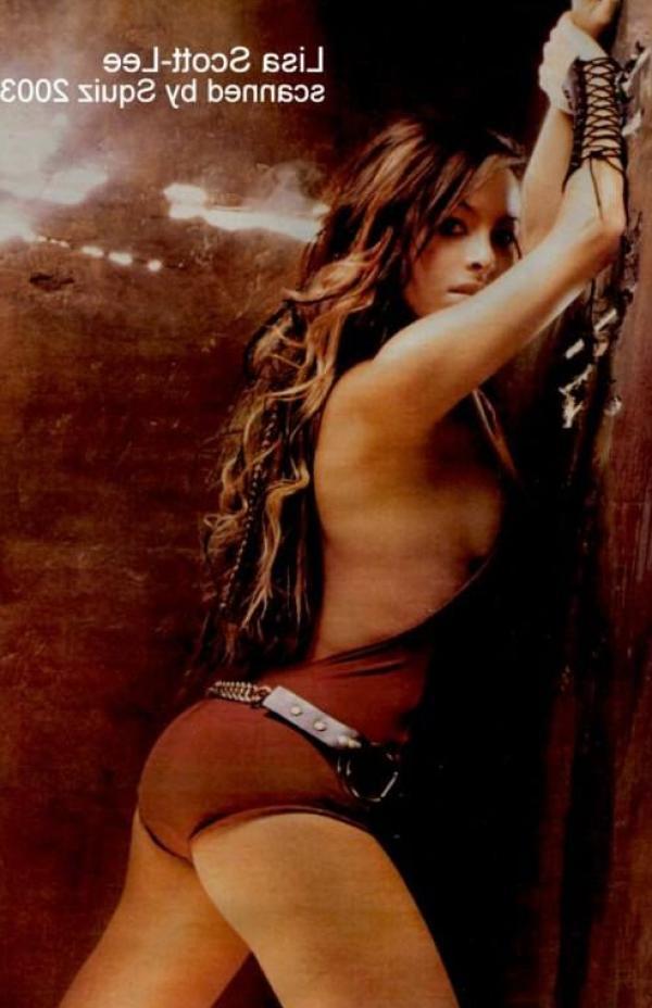 Ava Lee Scott Nude