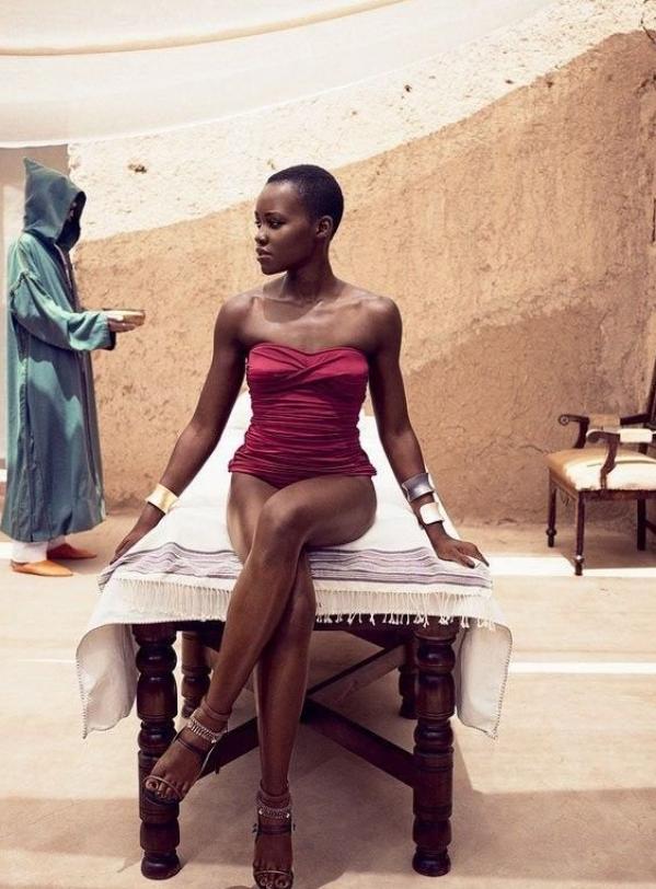 Lupita Nyongo Nude Sexy Photos 12