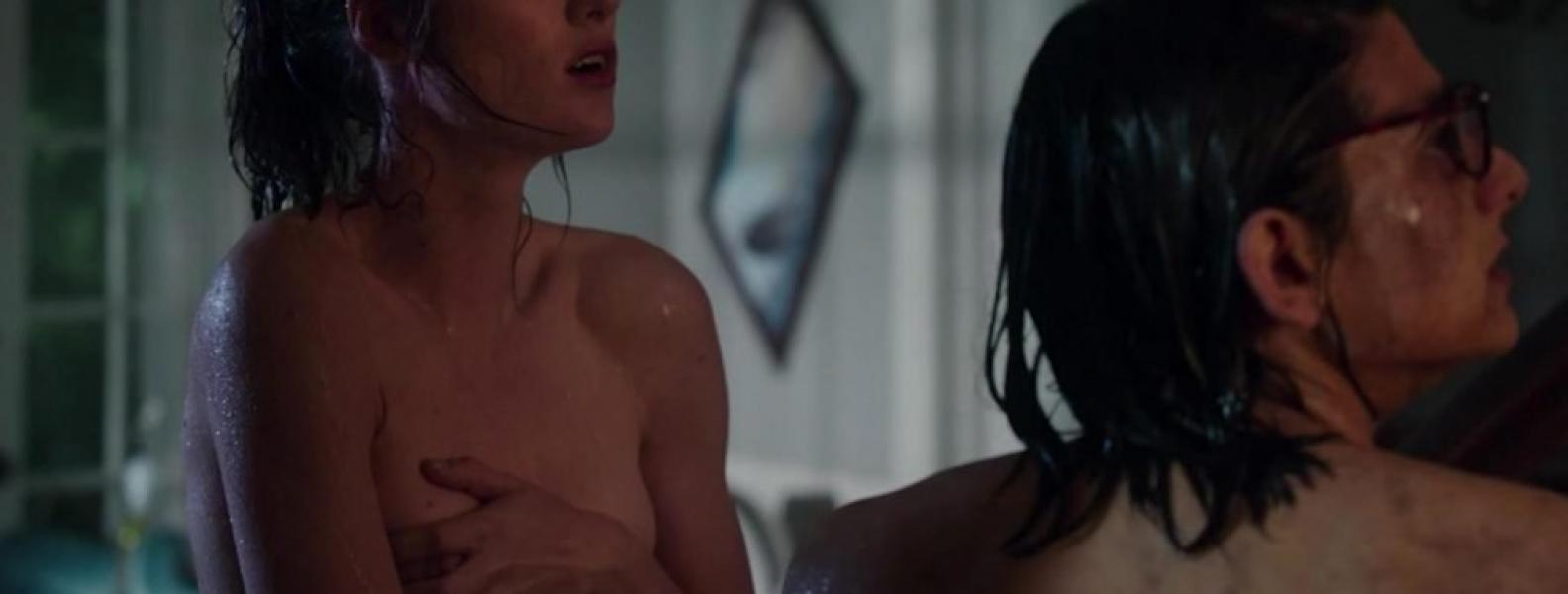 Mackenzie Davis Nude Freaks of Nature 8