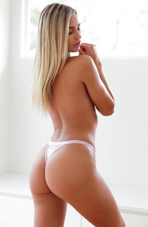 Madi Edwards Sexy Topless Photos 137