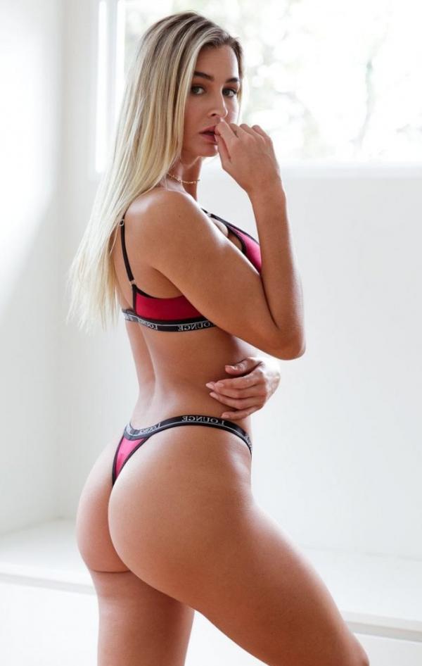 Madi Edwards Sexy Topless Photos 156