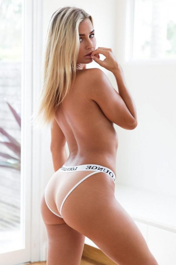 Madi Edwards Sexy Topless Photos 199