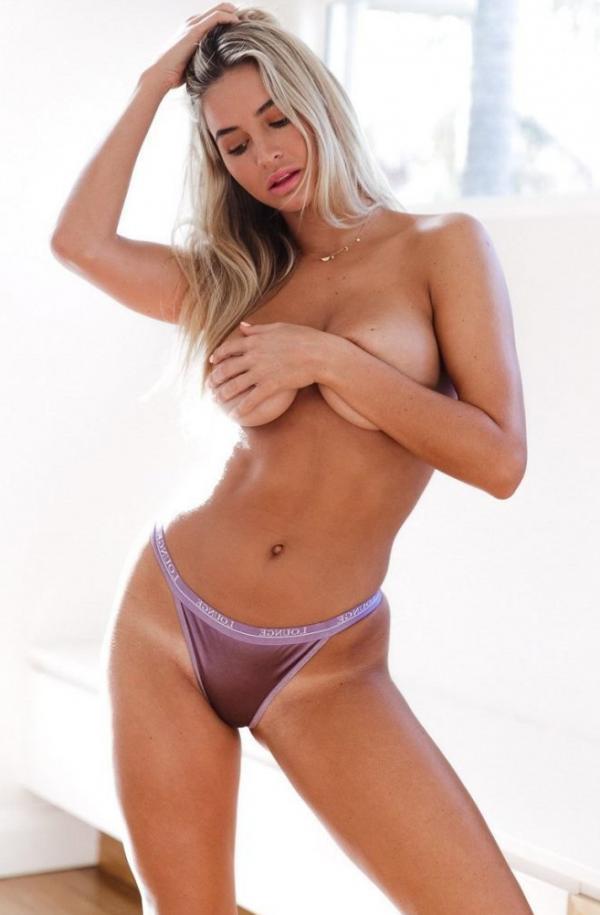 Madi Edwards Sexy Topless Photos 201