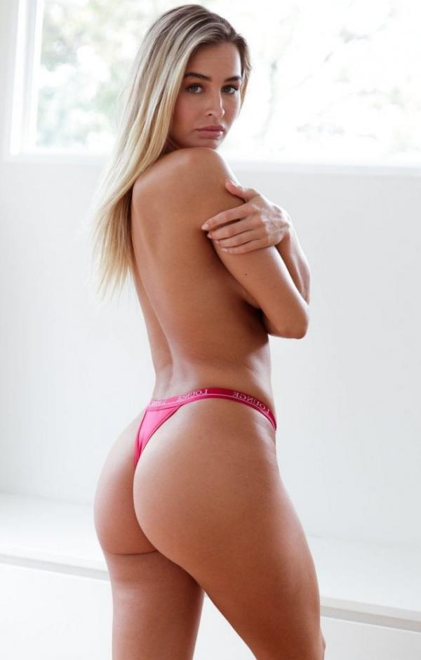 Madi Edwards Sexy Topless Photos 206