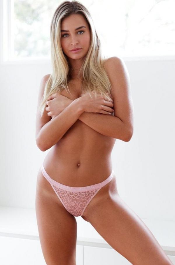 Madi Edwards Sexy Topless Photos 211