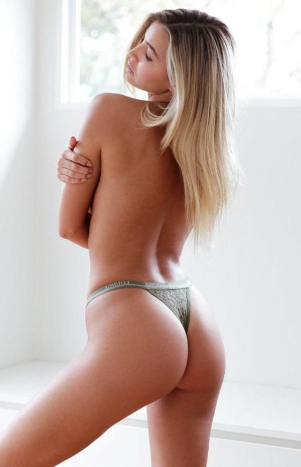 Madi Edwards Sexy Topless Photos 213