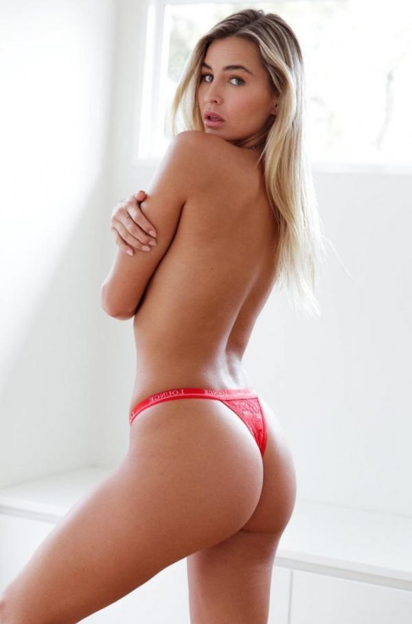 Madi Edwards Sexy Topless Photos 221