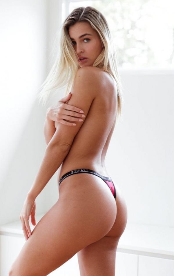 Madi Edwards Sexy Topless Photos 223