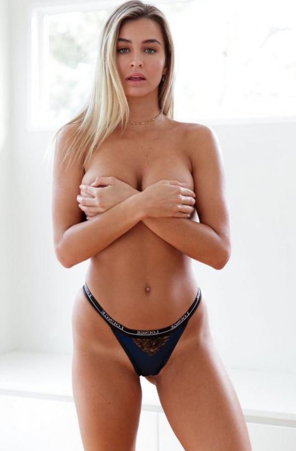 Madi Edwards Sexy Topless Photos 226