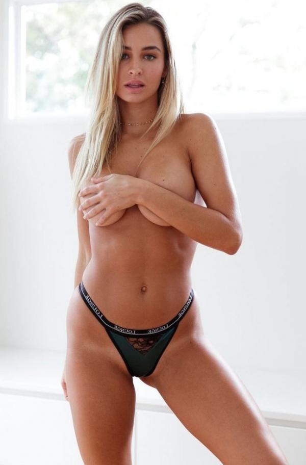 Madi Edwards Sexy Topless Photos 227