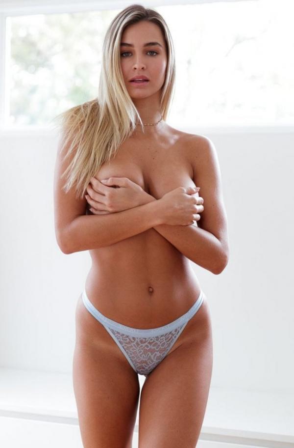 Madi Edwards Sexy Topless Photos 28