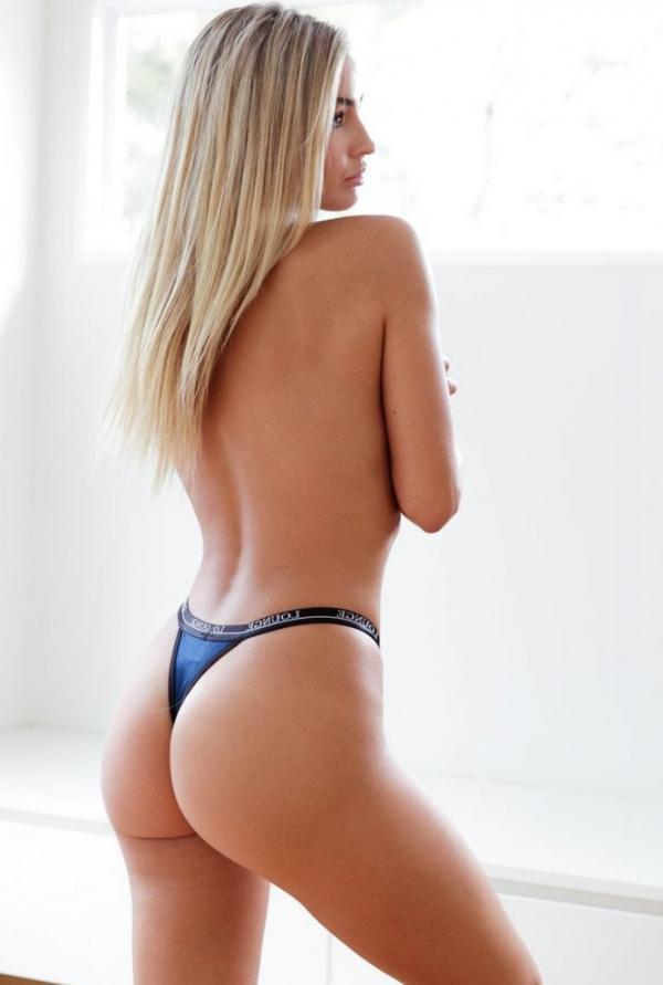 Madi Edwards Sexy Topless Photos 5