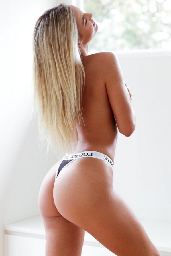 Madi Edwards Sexy Topless Photos 53