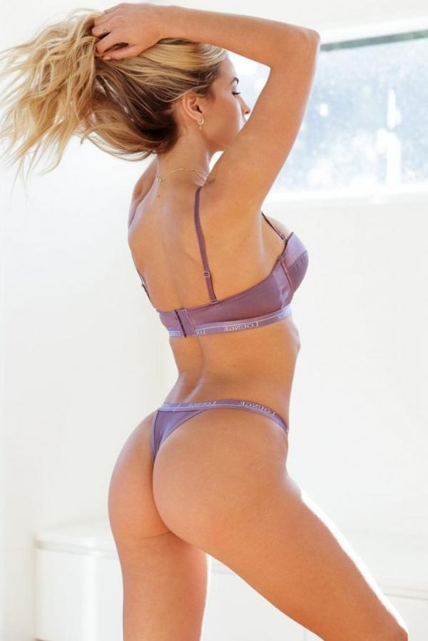 Madi Edwards Sexy Topless Photos 8