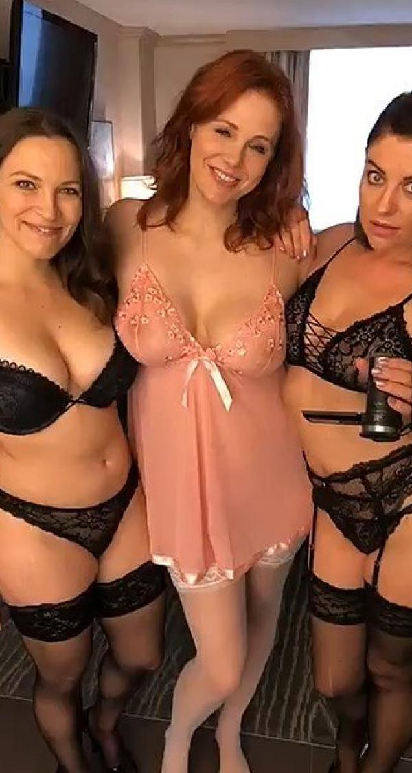 Maitland Ward Lily Love Sovereign Syre Hot Lesbian Show Pics 27