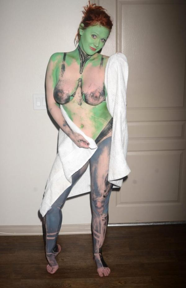 Maitland Ward Nude Photos 106